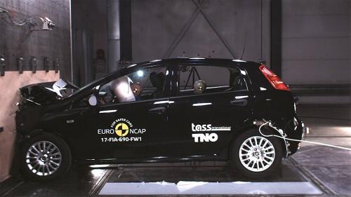 Euro NCAP протестировал очередную серию новинок
