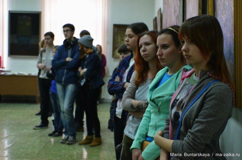 Вставай, страна огромная, Боголюбовское училище, 28 апреля 2015 года