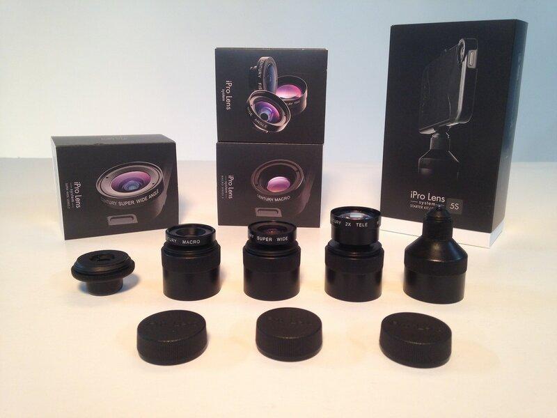 ipro lens для iphone