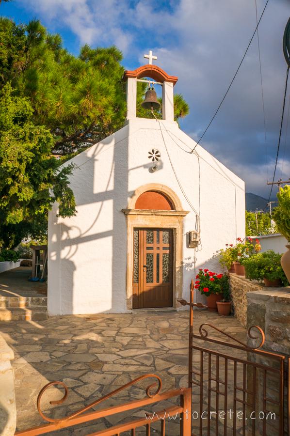 Церковь в Турлоти | Church in Tourloti