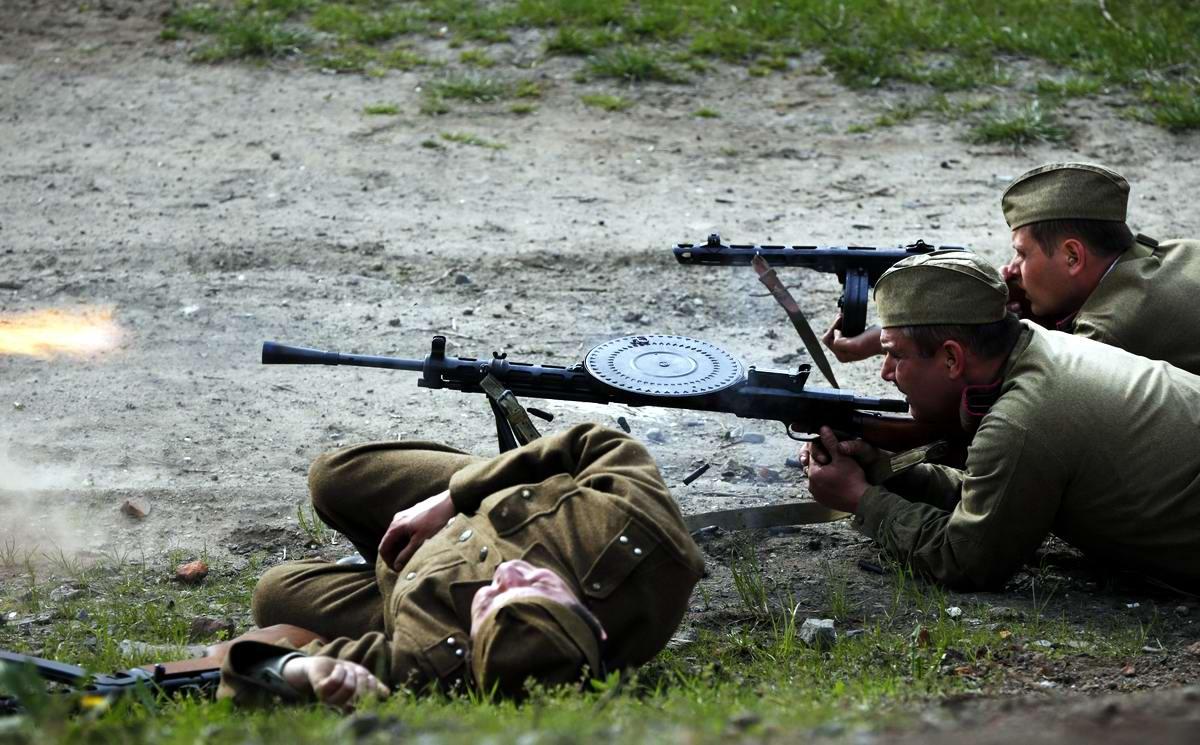 Освобождение чешской Остравы Советскими войсками: реконструкция событий весны 1945 года (10)