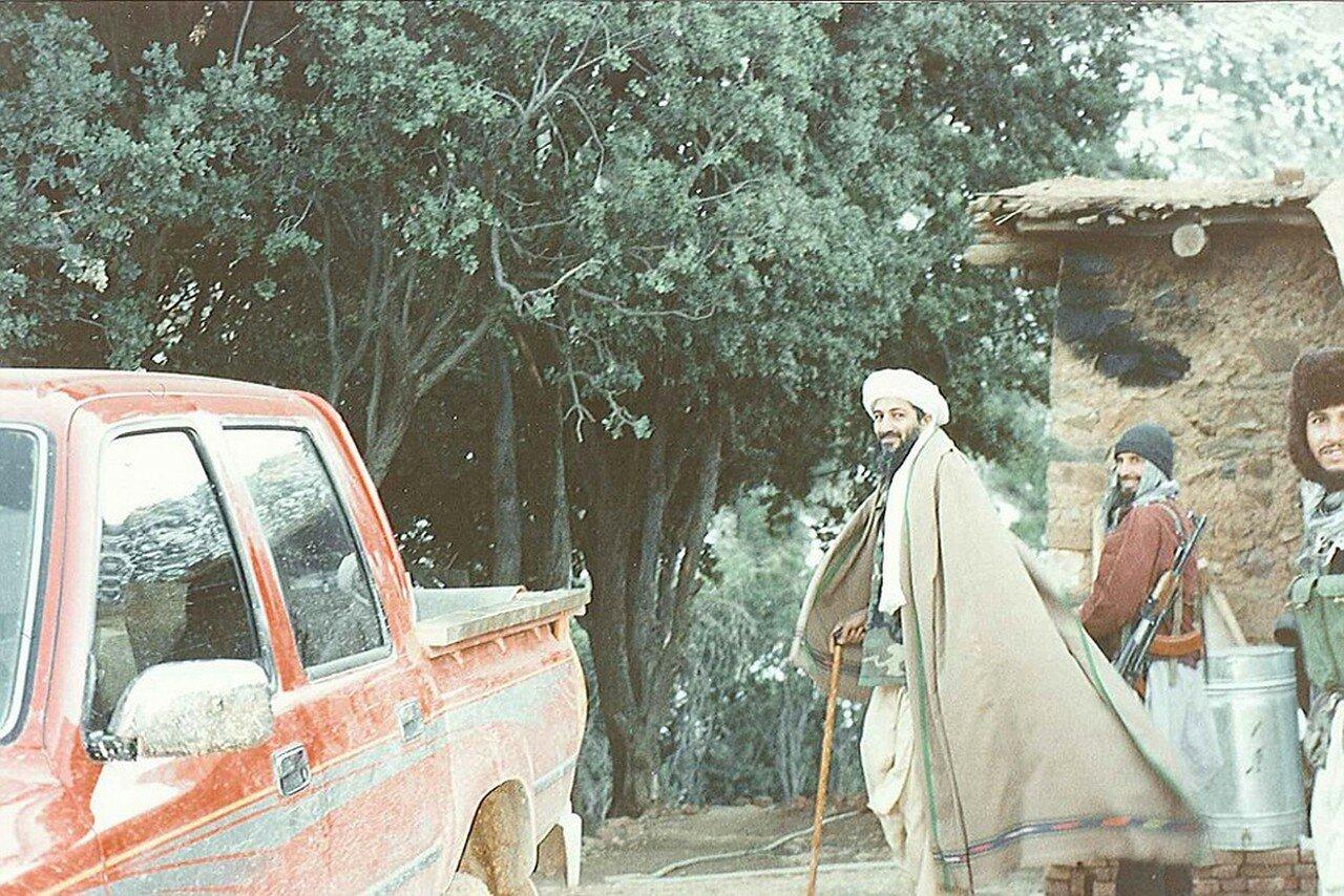 Усама и его телохранители