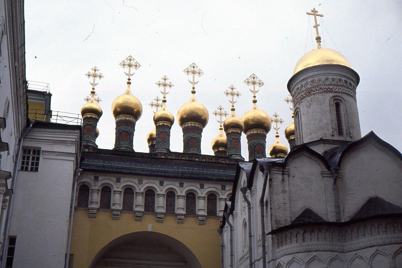 Москва. Кремль. Верхоспасский собор при Теремном дворце