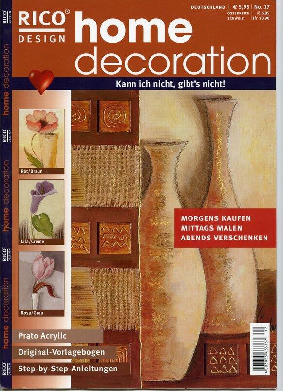 роспись и декор