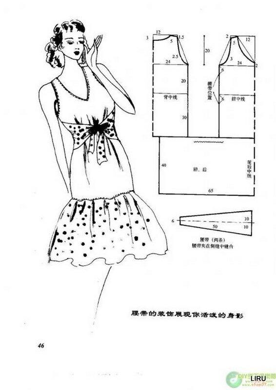 платье с рукавами летучая мышь заниженная талия