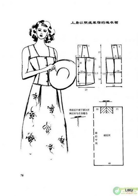 Сарафаны для полных женщин своими руками без выкройки 36