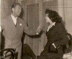 Edith Piaf et Charles Trenet. Эдит Пиаф и Шарль Трене