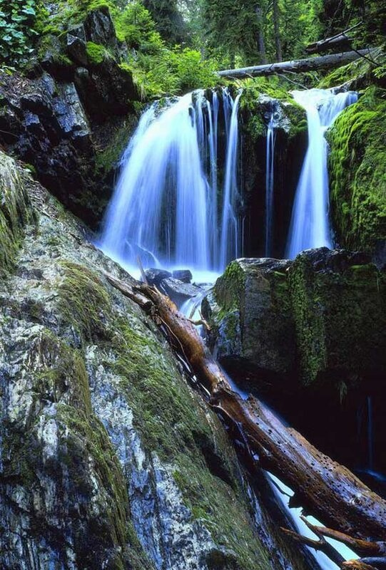 Водопады Чехии