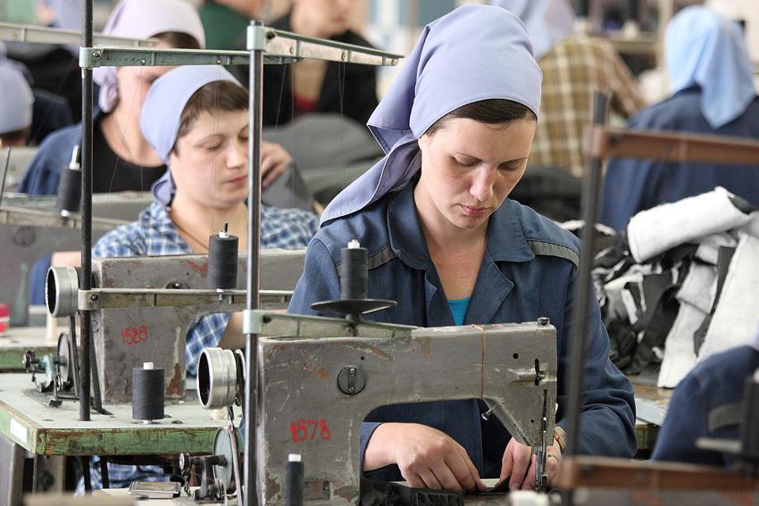 работа в швейном цехе в москве