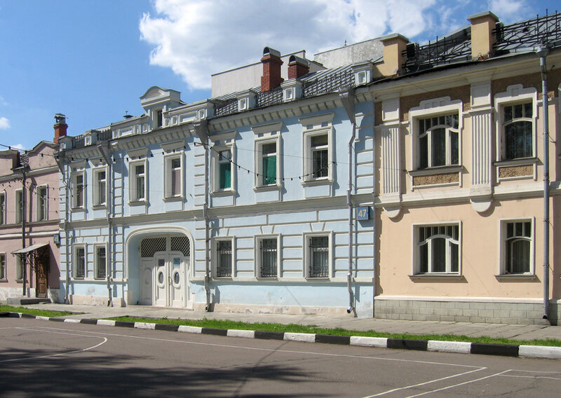 Старая Москва в новой Москве. Еще можно найти и такое!