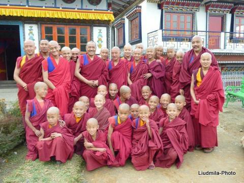 Монастырю в Сиккиме нужна помощь и нужны помощники