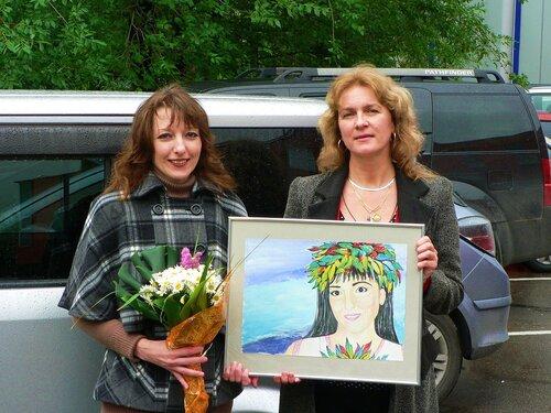 аргарита Майская и Наталья Терехова