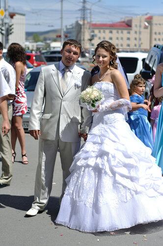 Свадьба. 2009 год.