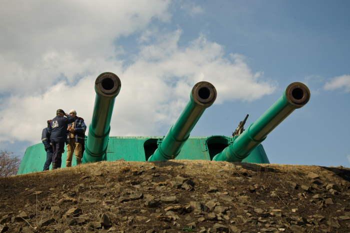 Суд оштрафовал за уничтожение орудия Владивостокской крепости в Хасанском районе. Но кто и когда восстановит федеральный памятник?
