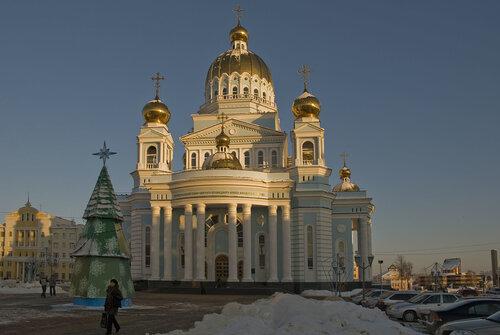 2010. Храм уже построили. Надо сказать вышло красиво.