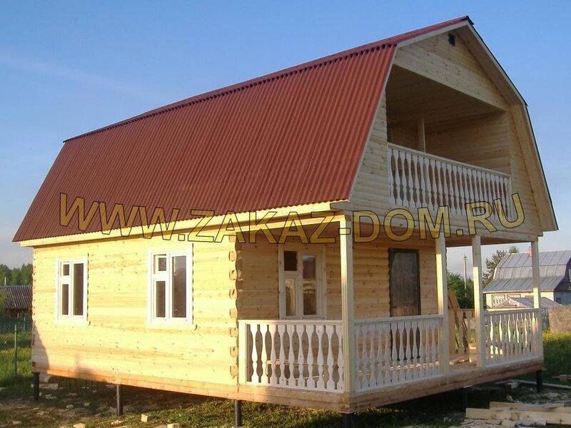 Видео заказ-дом купить брусовой дом под ключ в спб, строительство бань