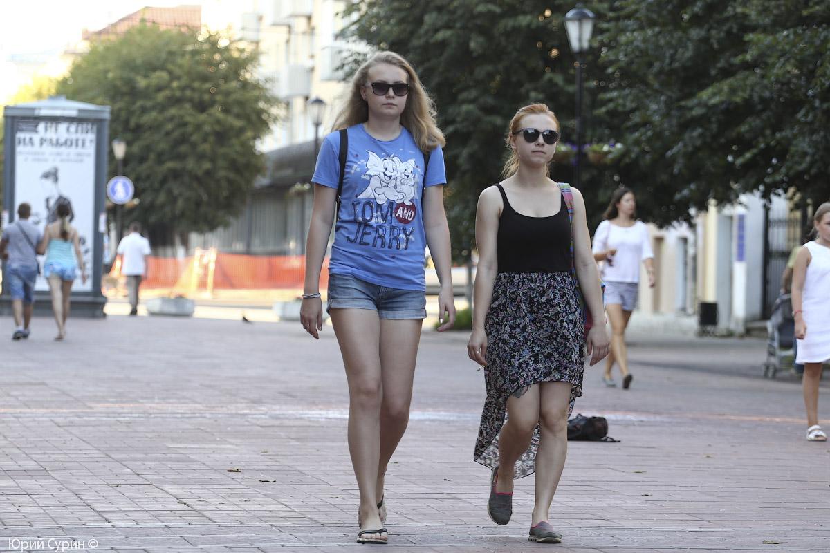 Русские голые девочки на улице фото 290-367