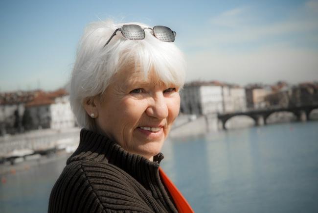 Ввозрасте 53лет Хайдемари Швермер отказалась отквартиры, которую снимала, раздала все свое имущес