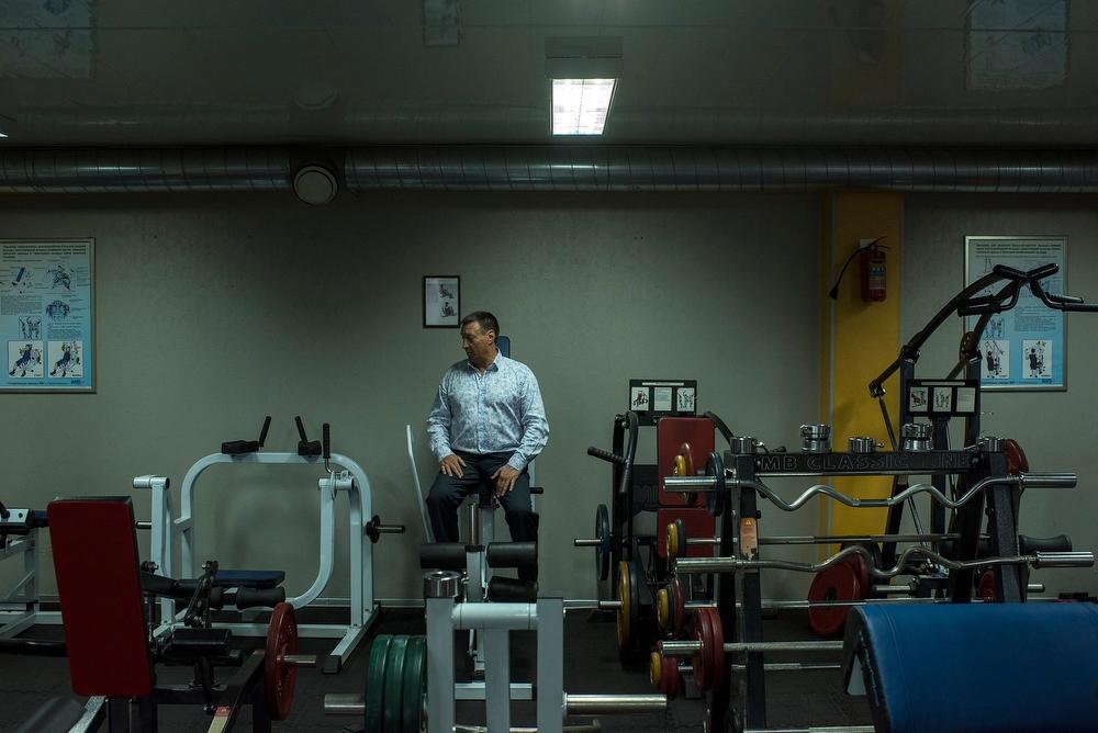 52-летний Вадим Маркелов производит «железо» с 1986 года. Его бизнес охватывает все стадии производс