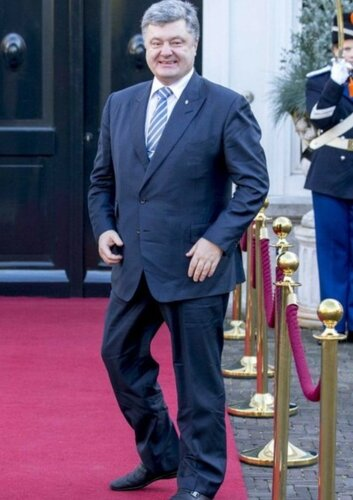 Хроники триффидов: Президент с помойки