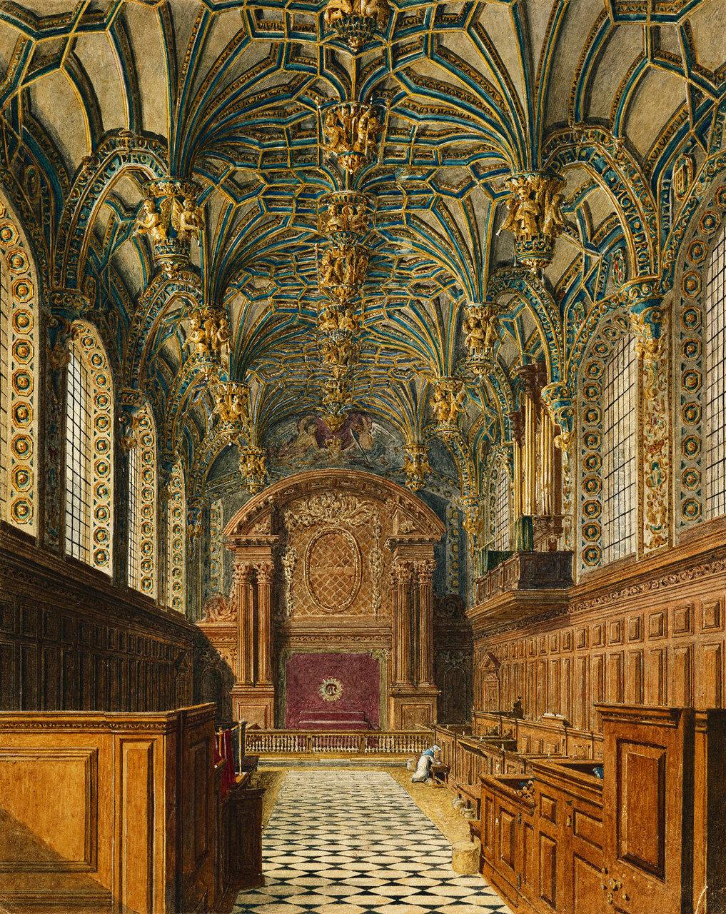 The Chapel, Hampton Court Palace.