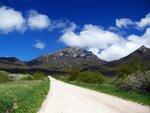 На пути к горе Бештау