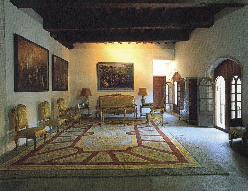 La Almudaina. Летняя резиденция испанского Короля.