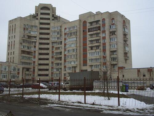 Пражская ул. 5к1-к2