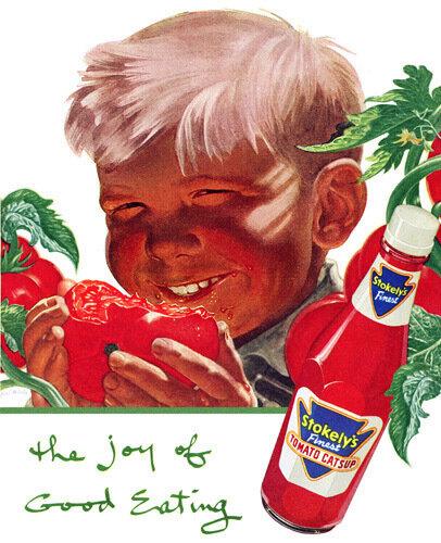 Дети в рекламе