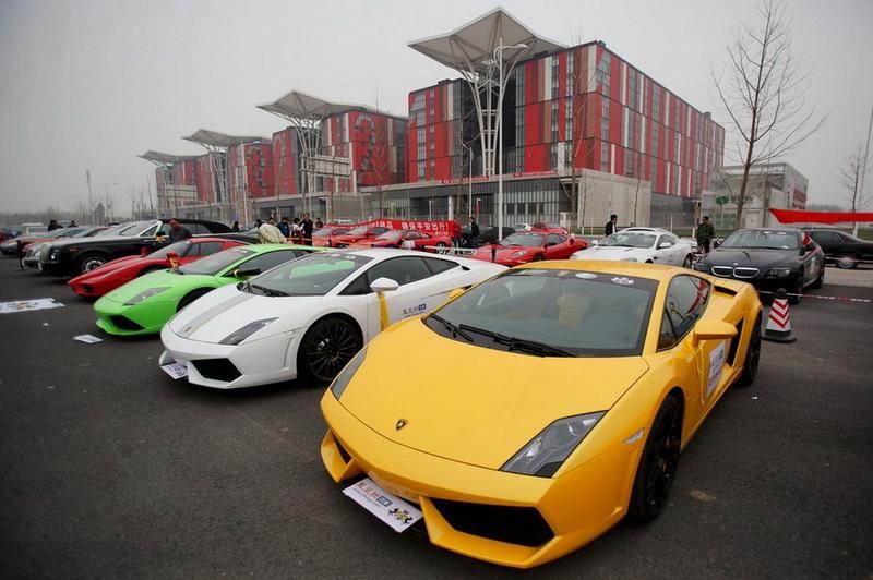 Автошоу в Пекине 2010