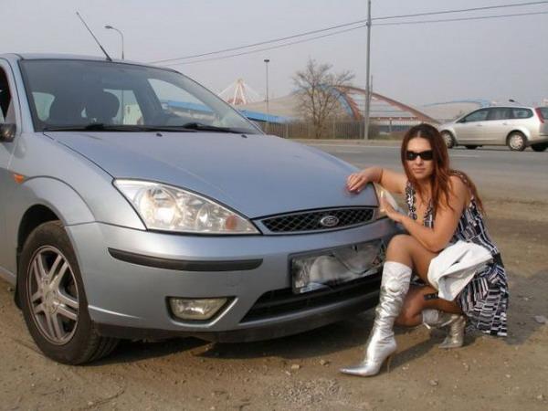 авто любительские фото
