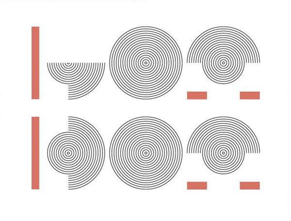 Логотипы городов мира глазами дизайнеров