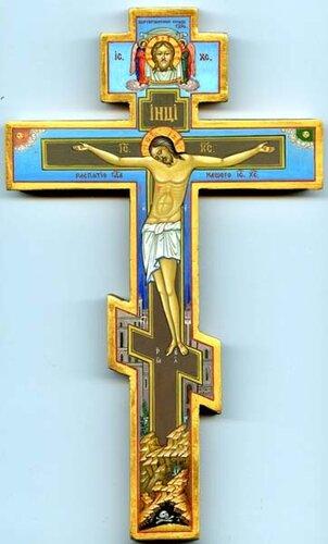 icon-expo.ru Распятие Господа Иисуса Христа (Крест Господень