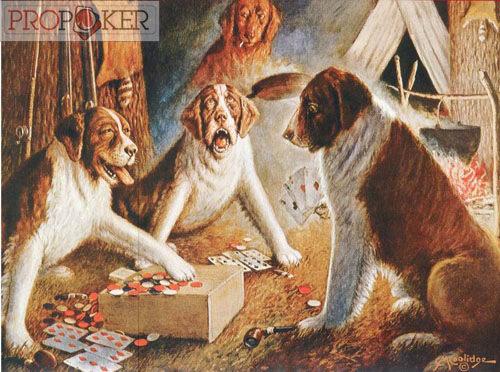 друзья покер