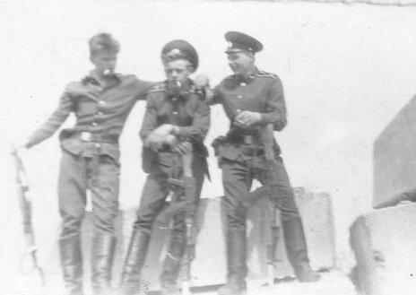 Д.Илясов,И.Лобач, П.Петничук