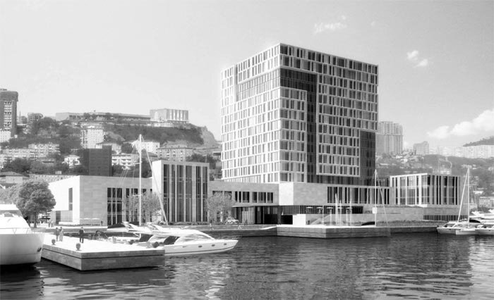 Пятизвездочный отель Владивостока