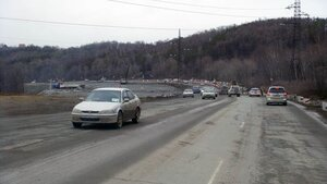 Департамент дорожного хозяйства Приморья  обязали нанести разметку на месте аварии