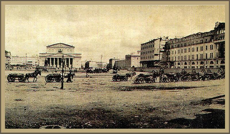 Фрагмент открытки нач. 20 в. для Михалыча