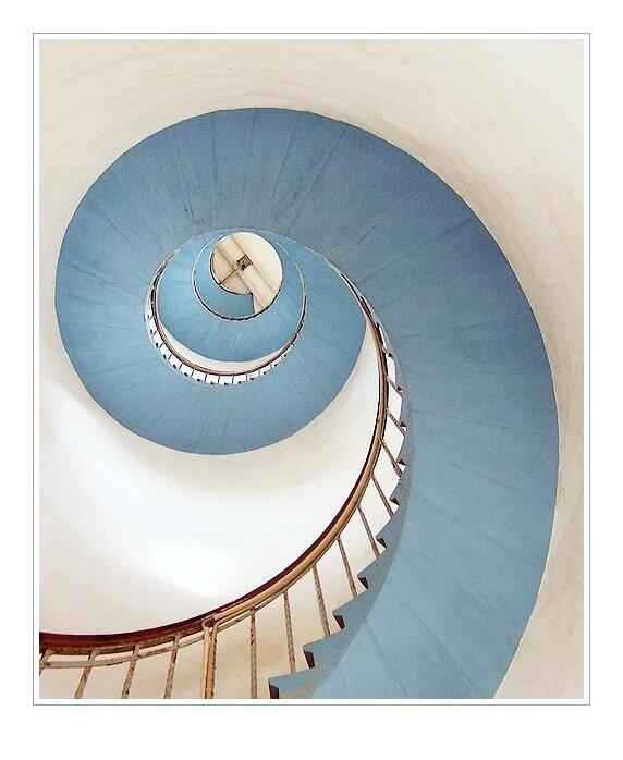 волшебные лестницы,фото Eric Dufour