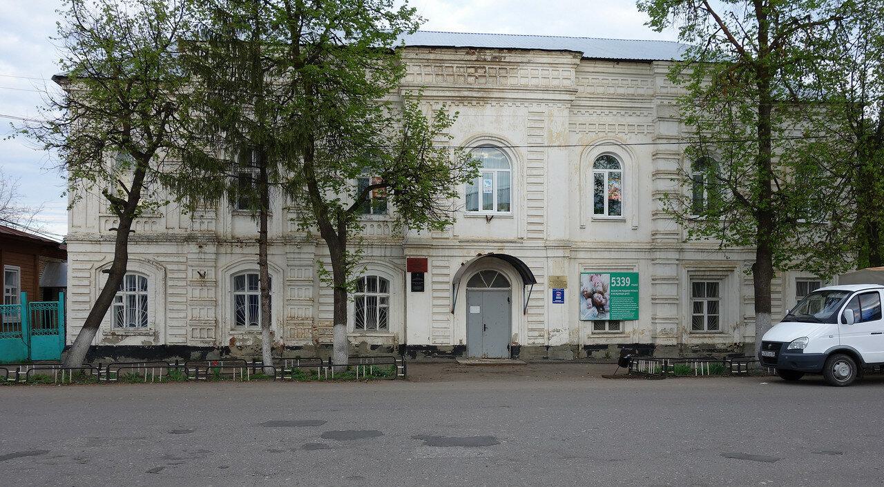 дом конца 19 века