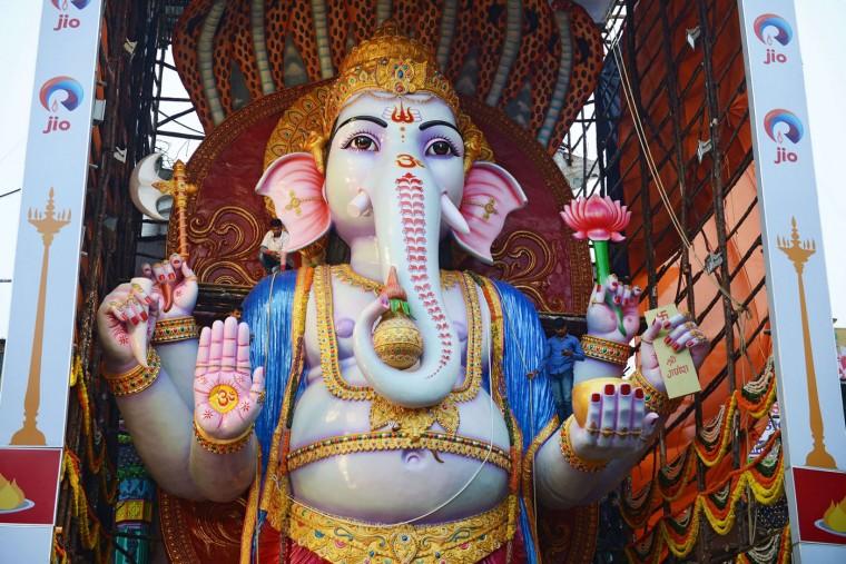 В Индии празднуют День рождения Ганеша 0 1454ba 67ae624c orig