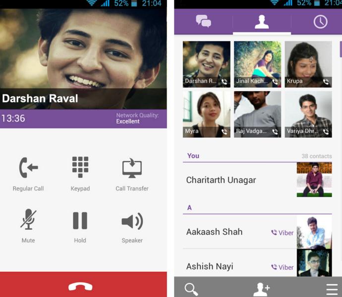 Viber сейчас доступен инаApple Watch