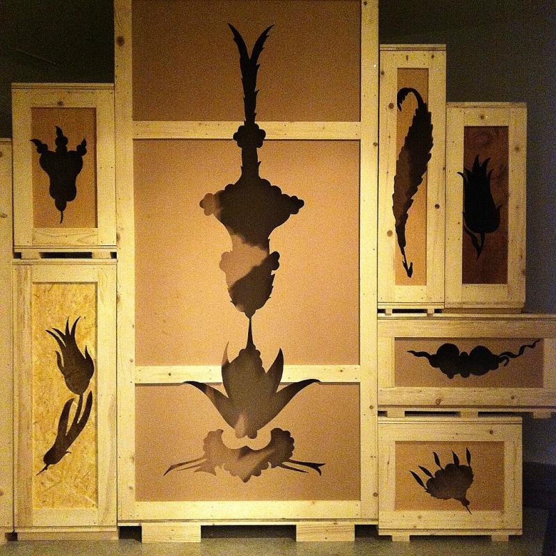 Выставки стамбульской биеннале