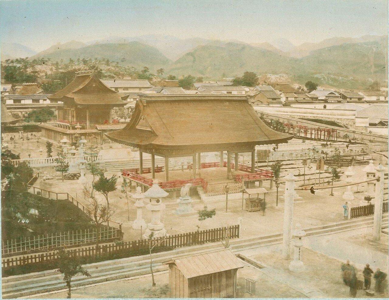 Кобе. Храмы