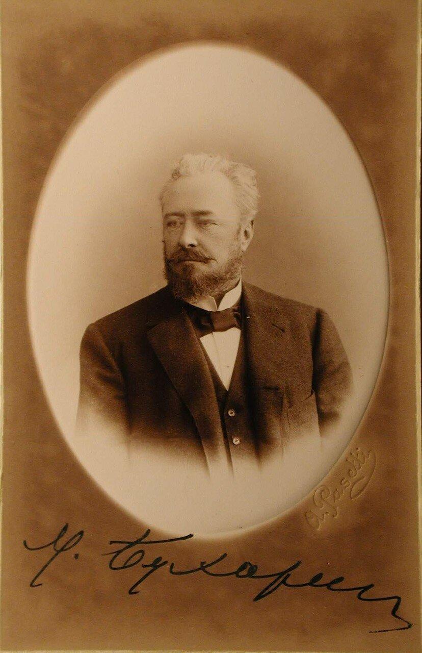 Бухарин Михаил Николаевич  (1845 - 1910), сын одесского градоначальника, действительный статский советник, член Совета министерства путей сообщения, писатель
