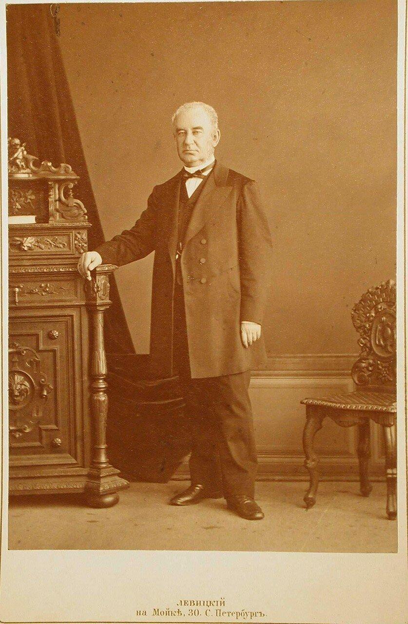 Тройницкий Александр Григорьевич (1807-1871) - статистик, товарищ министра внутренних дел, член Государственного совета