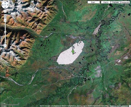 Карта Google Maps