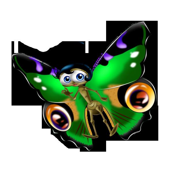 Самые необычные и прекрасные в мире бабочки