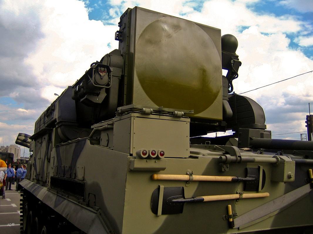 Тор (зенитный ракетный комплекс)