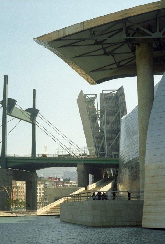 Гуггенхайм в Бильбао